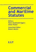Cover of Commercial and Maritime Law Statutes