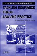 Cover of Tackling Insurance Fraud: Law and Practice
