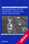Cover of Risk Management In Port Operations, Logistics and Supply Chain Security (eBook)