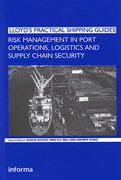 Cover of Risk Management In Port Operations, Logistics and Supply Chain Security