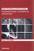 Cover of International Commercial Mediation (eBook)