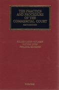 Cover of Practice and Procedure of the Commercial Court