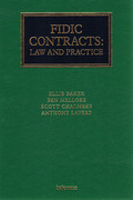 Cover of FIDIC Contracts: Law and Practice