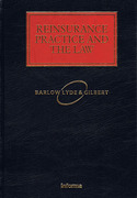 Cover of Reinsurance Practice and the Law