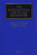 Cover of The International Law of the Shipmaster