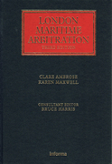 Cover of London Maritime Arbitration