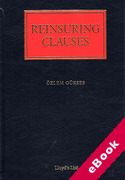 Cover of Reinsuring Clauses (eBook)