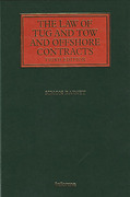 Cover of The Law of Tug and Tow and Offshore Contracts