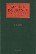 Cover of Marine Insurance: Law and Practice