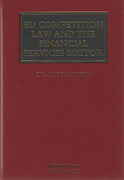 Cover of EU Competition Law and The Financial Services Sector