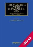 Cover of The Maritime Labour Convention 2006: International Labour Law Redefined (eBook)