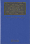 Cover of International Maritime Conventions Volume 1: The Carriage of Goods and Passengers by Sea