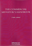 Cover of The Commercial Mediator's Handbook