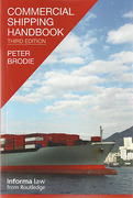 Cover of Commercial Shipping Handbook
