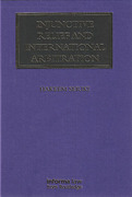 Cover of Injunctive Relief and International Arbitration