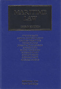 Cover of Maritime Law
