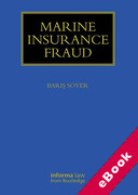 Cover of Marine Insurance Fraud (eBook)