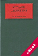 Cover of Voyage Charters (eBook)