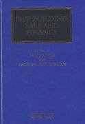 Cover of Ship Building, Sale and Finance
