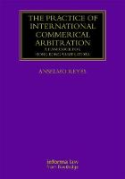 Cover of The Practice of International Commercial Arbitration: A Handbook for Hong Kong Arbitrators