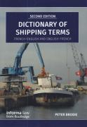 Cover of Dictionary of Shipping Terms: French-English and English-French