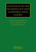 Cover of Litigation in the Technology and Construction Court