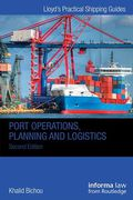 Cover of Port Operations, Planning and Logistics