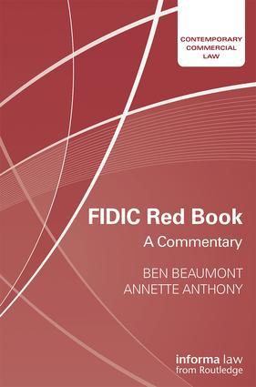 Fidic Books Pdf