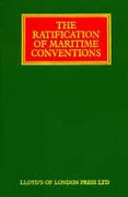 Cover of The Ratification of Maritime Conventions Looseleaf: Print + Online