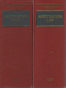Cover of Arbitration Law Looseleaf: Print + Online
