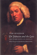 Cover of Dr Johnson and the Law and Other Essays on Johnson