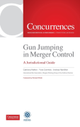 Cover of Gun Jumping in Merger Control: A Jurisdictional Guide