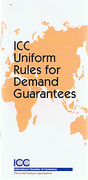 Cover of ICC Uniform Rules for Demand Guarantees