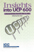 Cover of Insights into UCP 600: Collected Articles from DCI 2003 to 2008