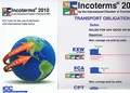 Cover of Bundled Set: Incoterms 2010 & Incoterms 2010 Wallchart