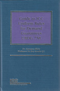 Cover of Guide to ICC Uniform Rules for Demand Guarantees URDG 758