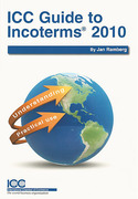 Cover of ICC Guide to Incoterms 2010: Understanding and Practical Use