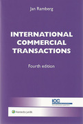 Cover of International Commercial Transactions