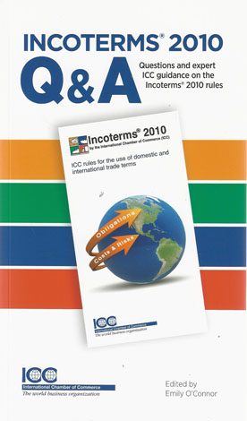 international chamber of commerce incoterms pdf