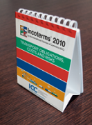 Cover of Incoterms 2010 Flip Book (Single Copy)