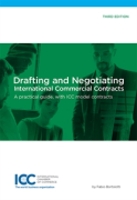 Cover of Drafting and Negotiating International Commercial Contracts: A Practical Guide with ICC Model Contracts