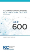 Cover of ICC Uniform Customs and Practice for Documentary Credits 2019 Revision: UCP 600