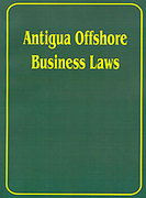 Cover of Antigua Offshore Business Law