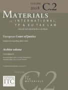 Cover of Materials on International, TP and EU Tax Law 2018-2019: Volume C2