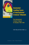 Cover of Annotated Leading Cases of International Criminal Tribunals: Volume 2