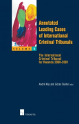 Cover of Annotated Leading Cases of International Criminal Tribunals: Volume 6
