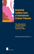 Cover of Annotated Leading Cases of International Criminal Tribunals: Volume 7