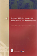 Cover of Brussels II bis: Its Impact and Application in the Member States