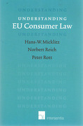 Cover of Understanding EU Consumer Law