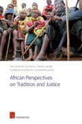 Cover of African Perspectives on Tradition and Justice